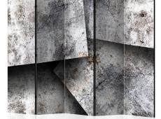 Paraván - Concrete cards II [Room Dividers]